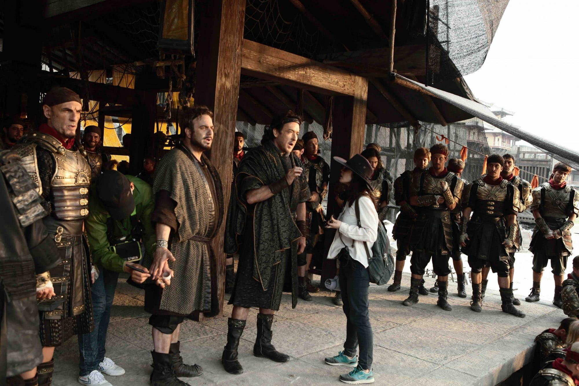 Dragon Blade with John Cusack