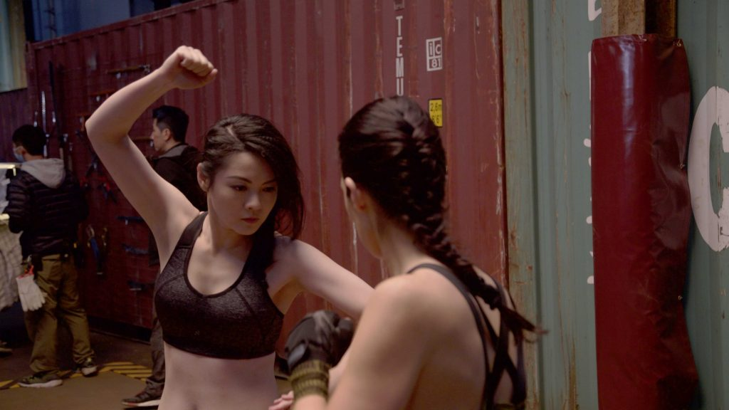 Jenny Wu Actor Lady Bloodfight