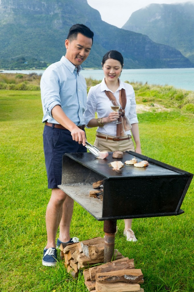 Jenny Wu Actress Lord Howe Island Destination NSW