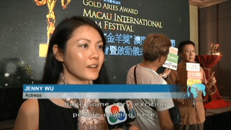 Jenny Wu Actress Interview