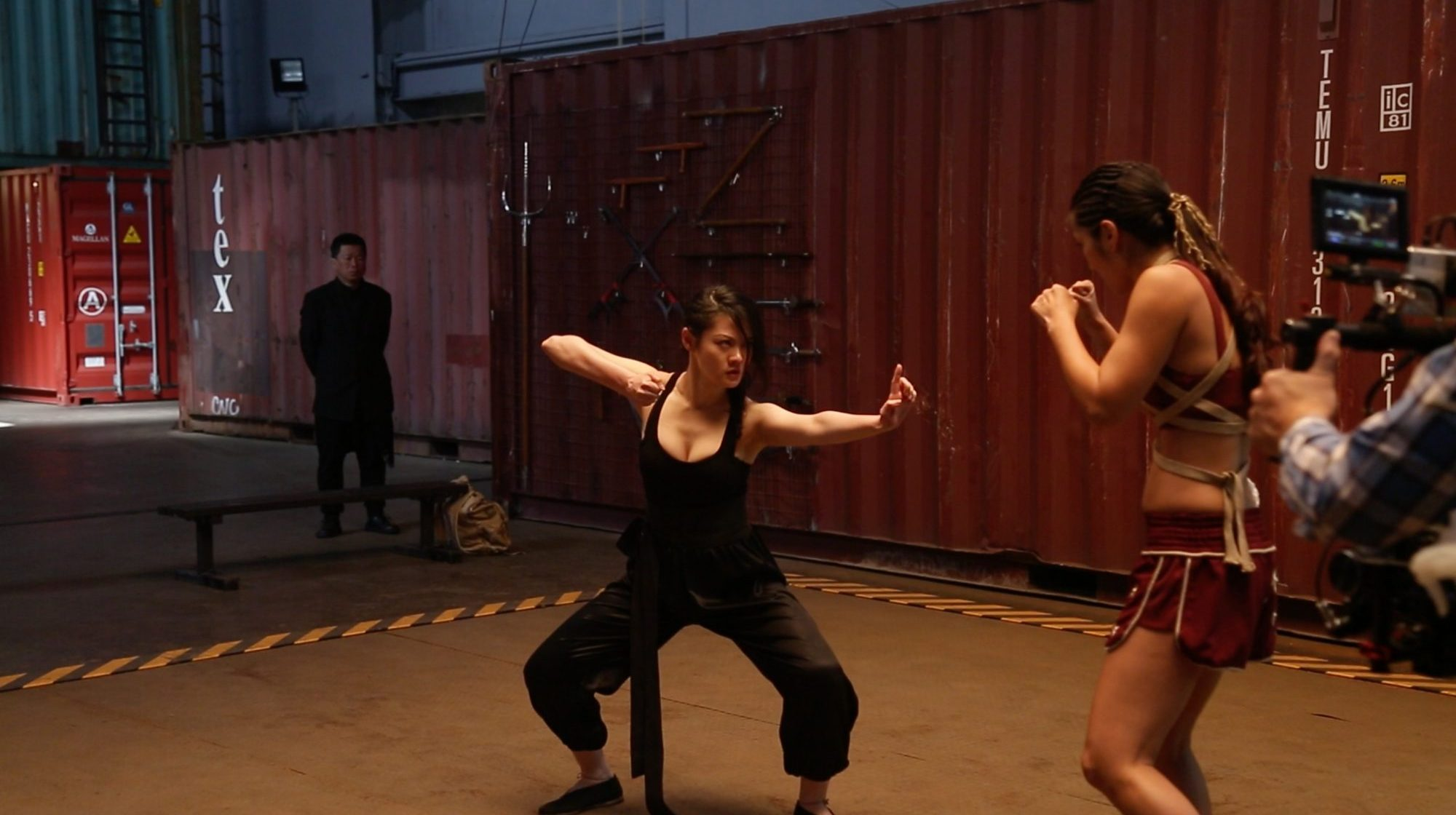 Jenny Wu Actress Lady Bloodfight