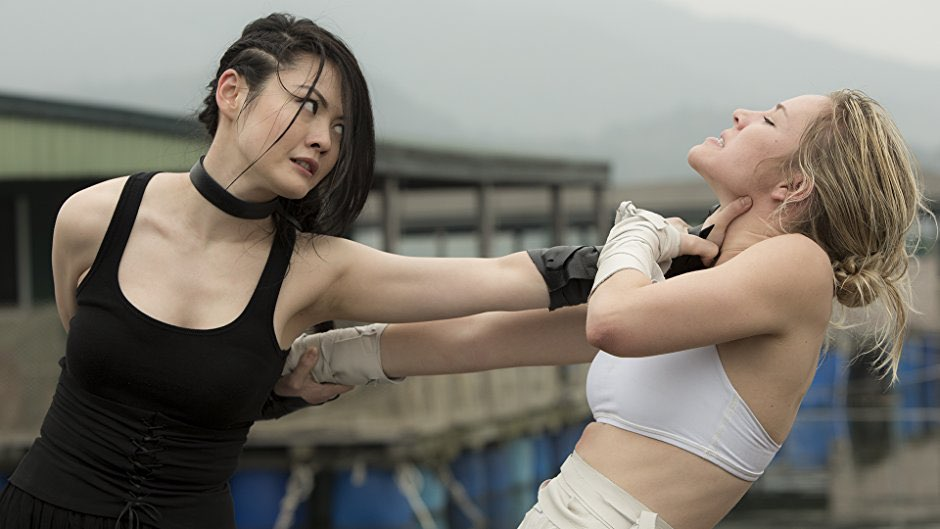 Lady Bloodfight Jenny Wu Amy Johnston
