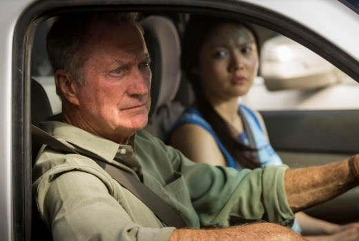 Jenny Wu Bryan Brown Australia Day Movie