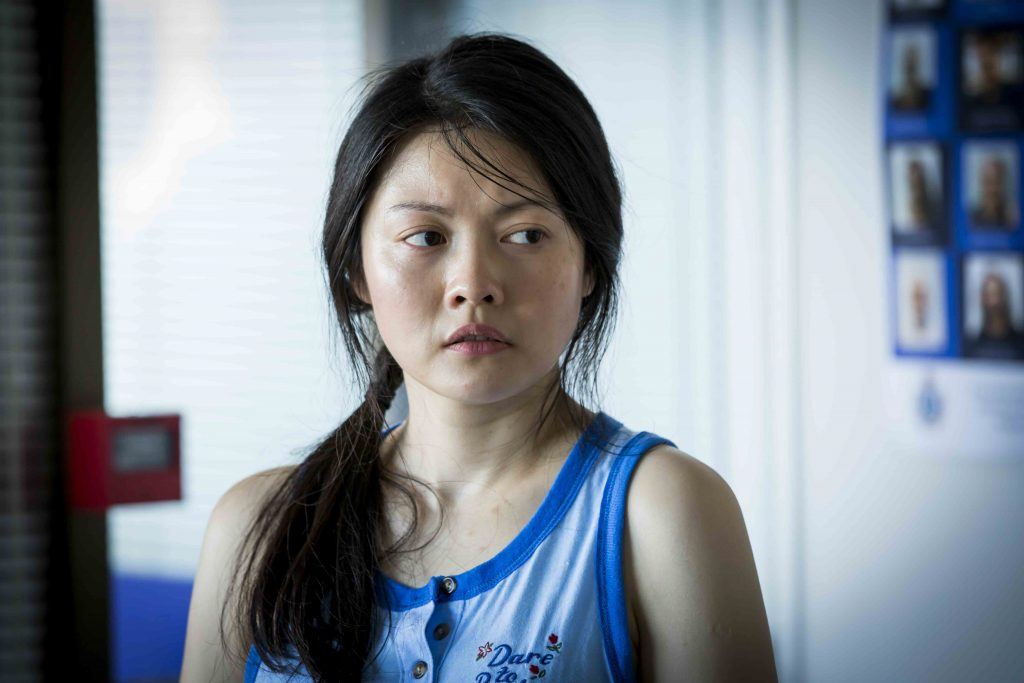 Jenny Wu Australia Day Movie Actress