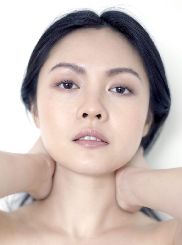 Actress Jenny Wu