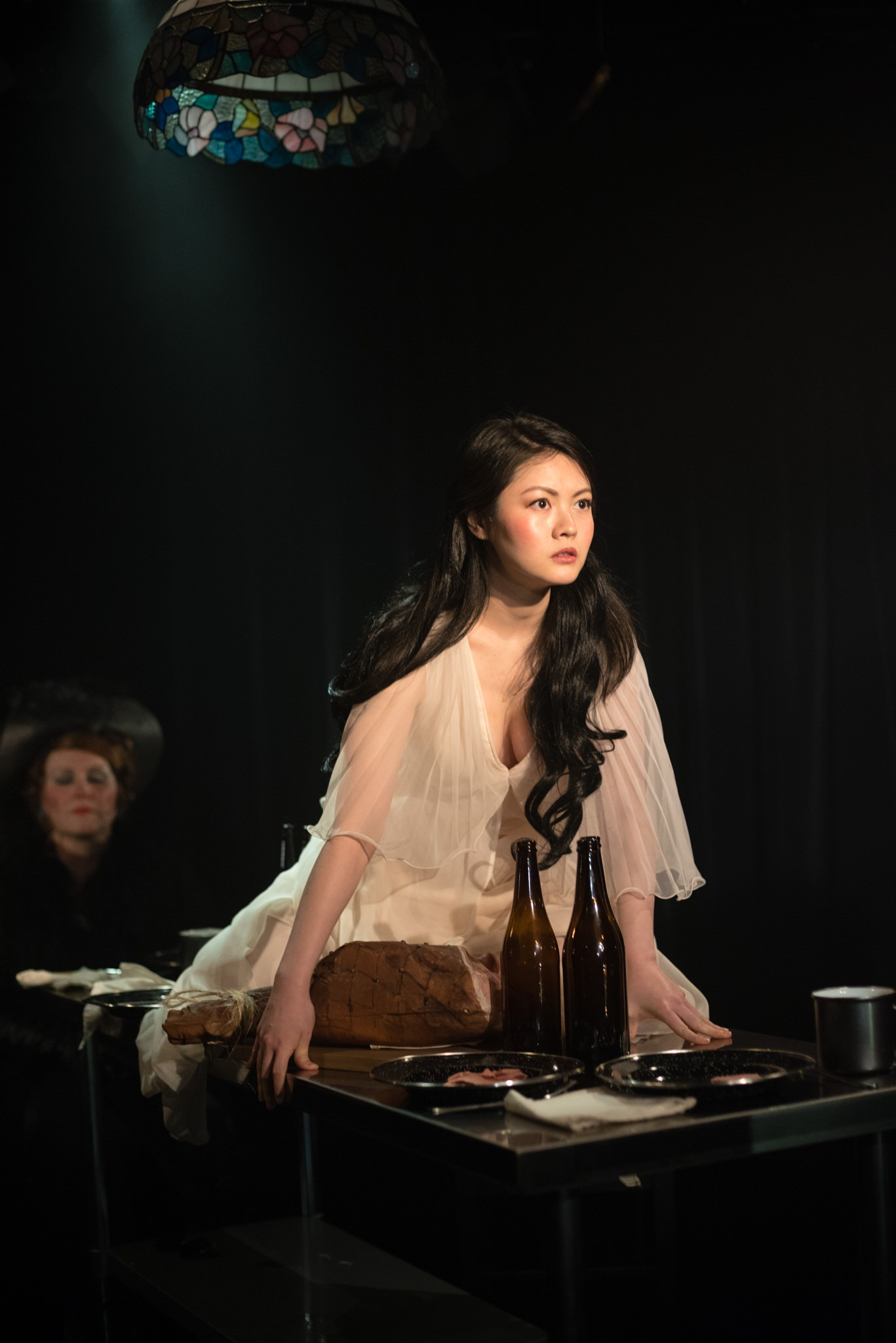 Actress Jenny Wu The Ham Funeral