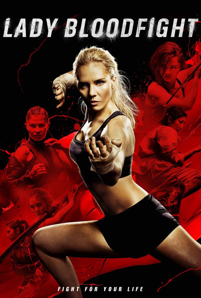 Lady Bloodfight Movie Poster